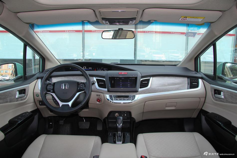 2017款杰德 1.5T自动210TURBO CVT豪华版 5座