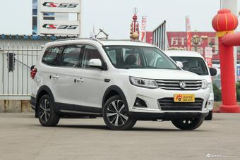 2017款景逸X6 乐享系列1.5T自动豪华型