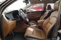 2015款全新途胜1.6T自动四驱旗舰型