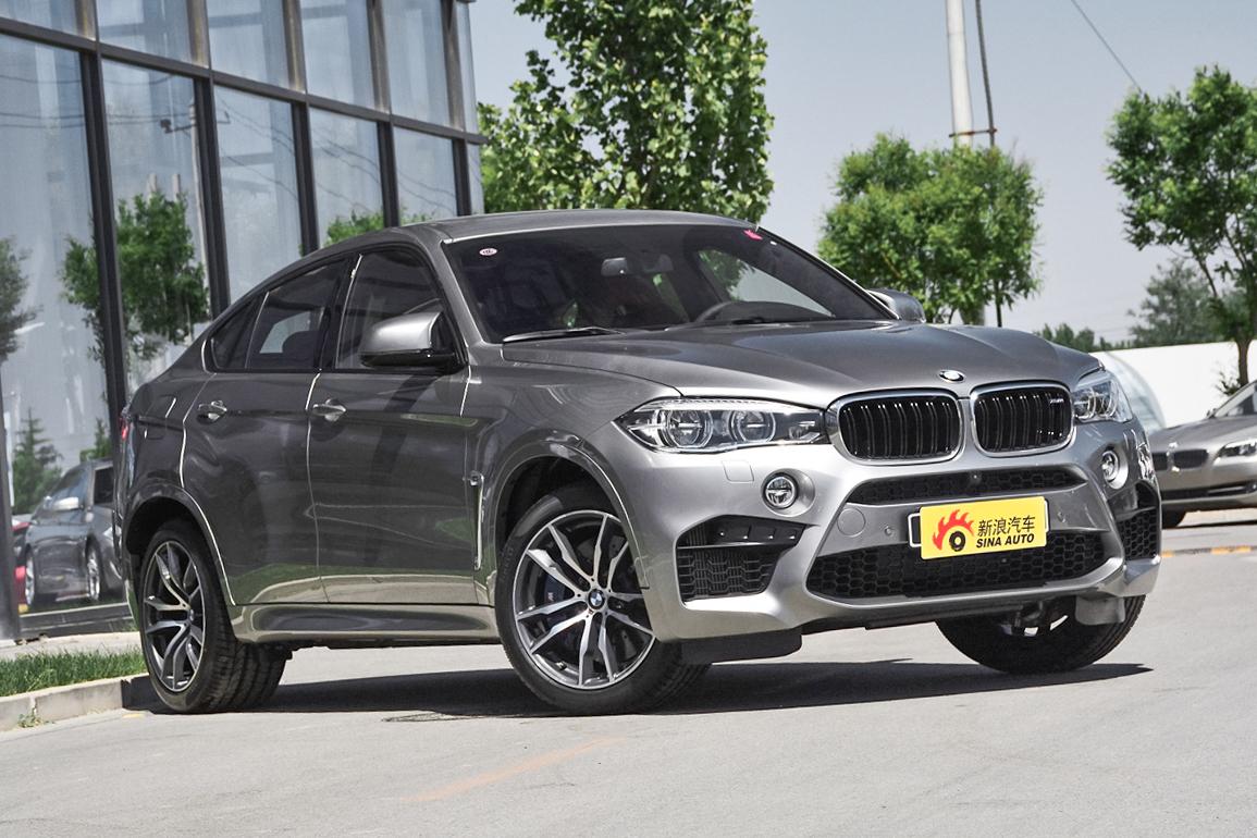 实拍|BMW最强悍SUV X6M 破百仅需4.28s
