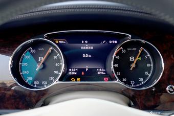 2016款慕尚6.8T自动长轴距版