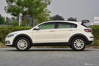 2017款观致3都市SUV 1.6T自动致悦型