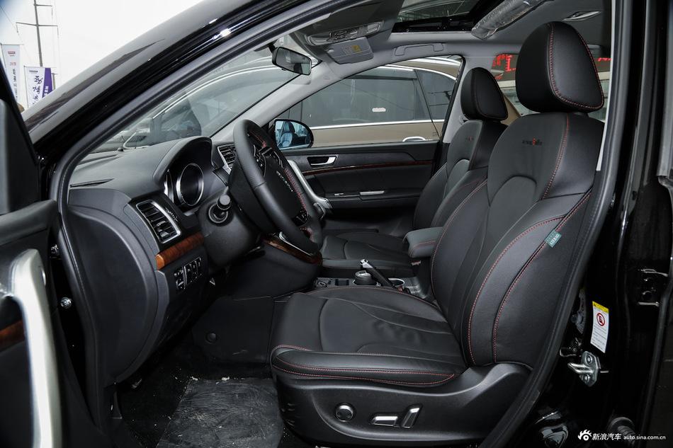 2015款哈弗H6运动版1.5T手动改款两驱精英型