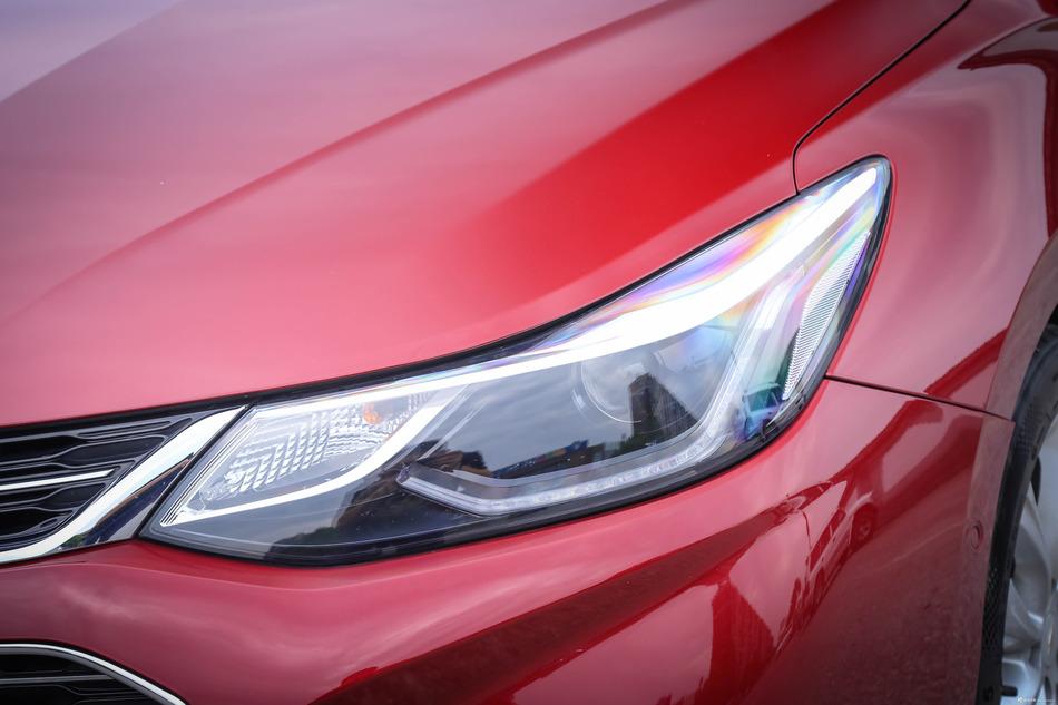 雪佛兰科鲁兹9月报价 新车售价7.61万起