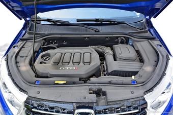 驭胜S330底盘图