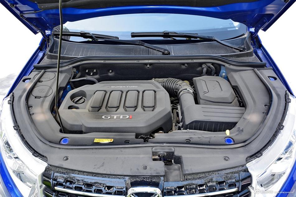 2016款驭胜S330 1.5T自动两驱尊贵版