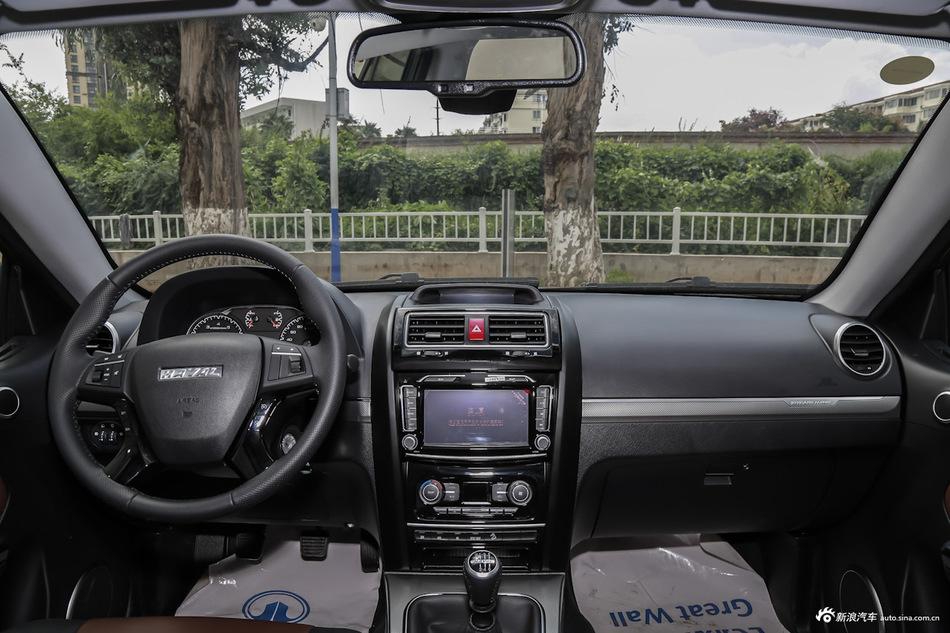 2016款哈弗H5 2.0T手动四驱柴油尊贵型经典版