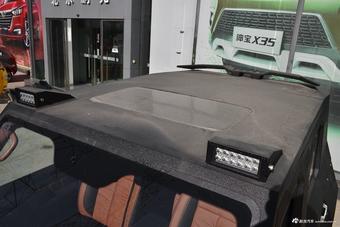 2017款北京BJ80 2.3T捍卫者