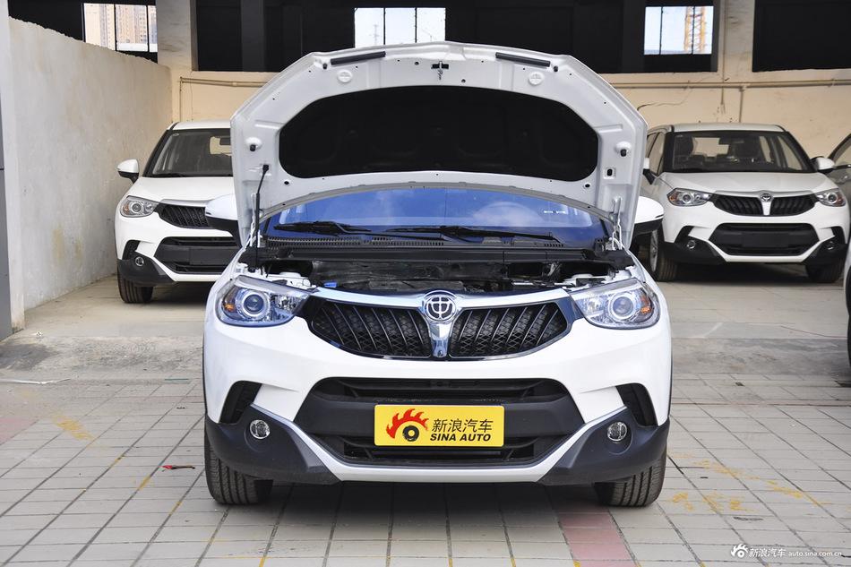 2016款中华V3 1.5L手动精英型