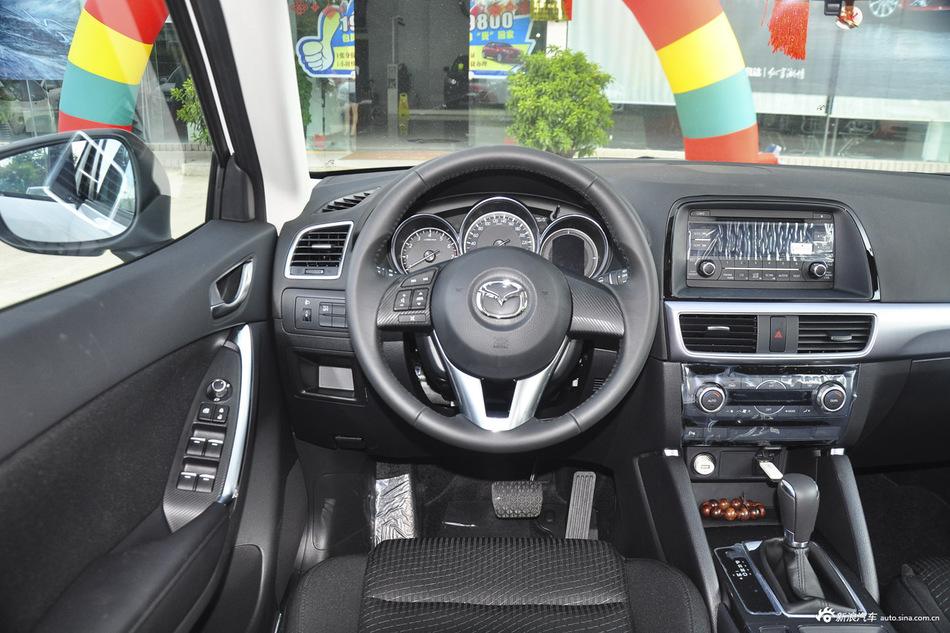 马自达CX-510月报价 最大折扣8.2折