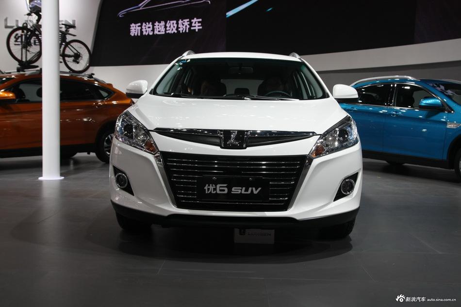 纳智捷优6 SUV