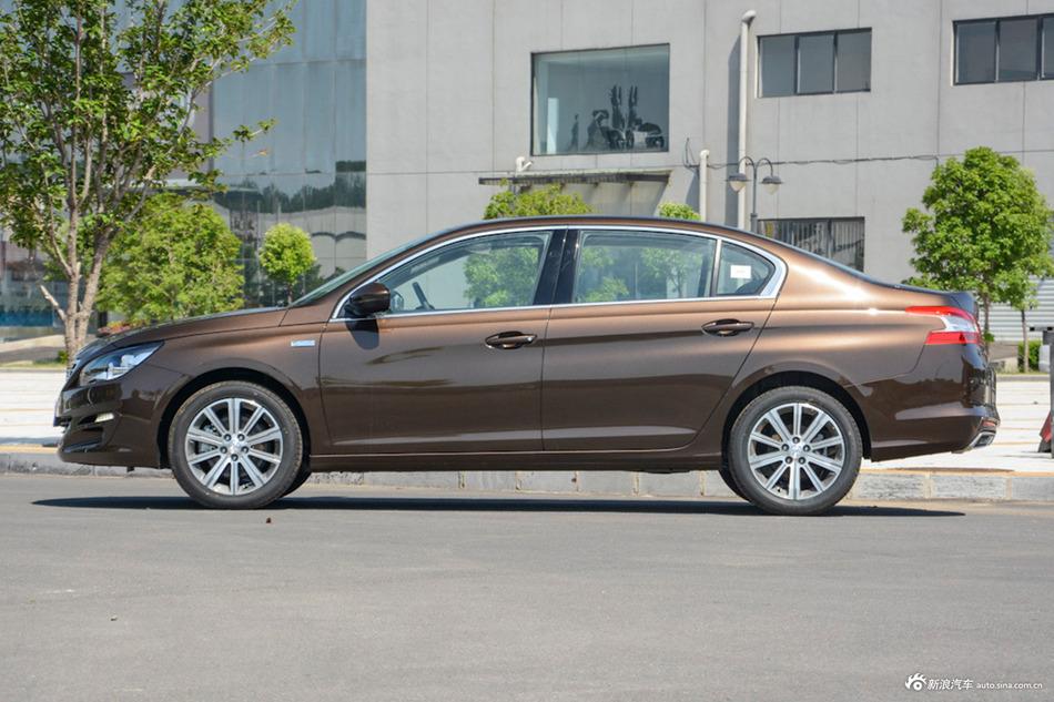 8月新车比价 标致408新车优惠9.19万起