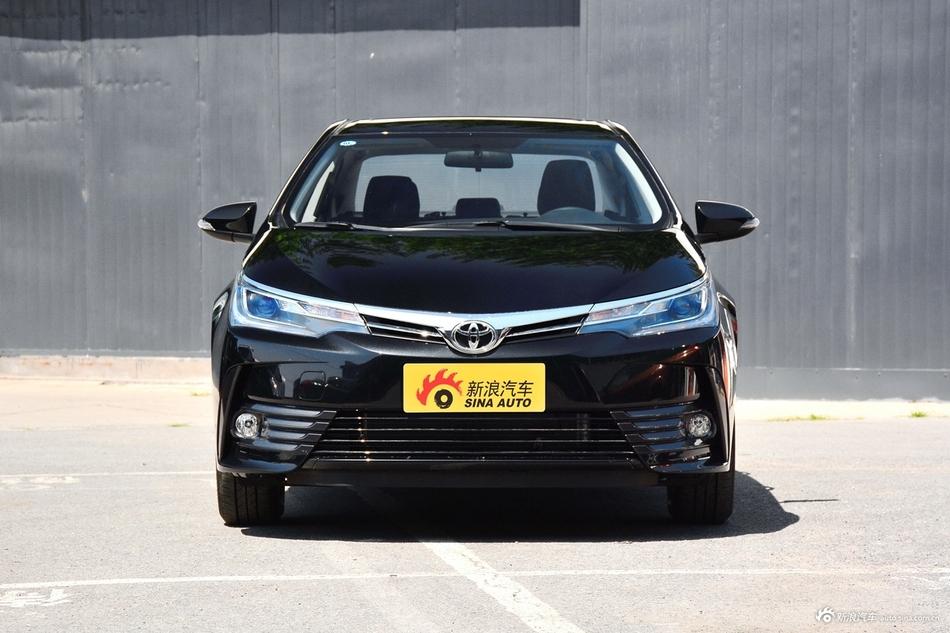 有颜值还有料,内外兼修的丰田卡罗拉最高直降2.01万啦!