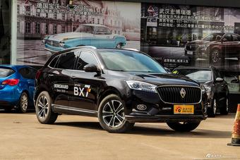2016款宝沃BX7 2.0T自动四驱旗舰版28T
