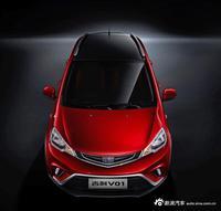 吉利小型SUV V01官图发布