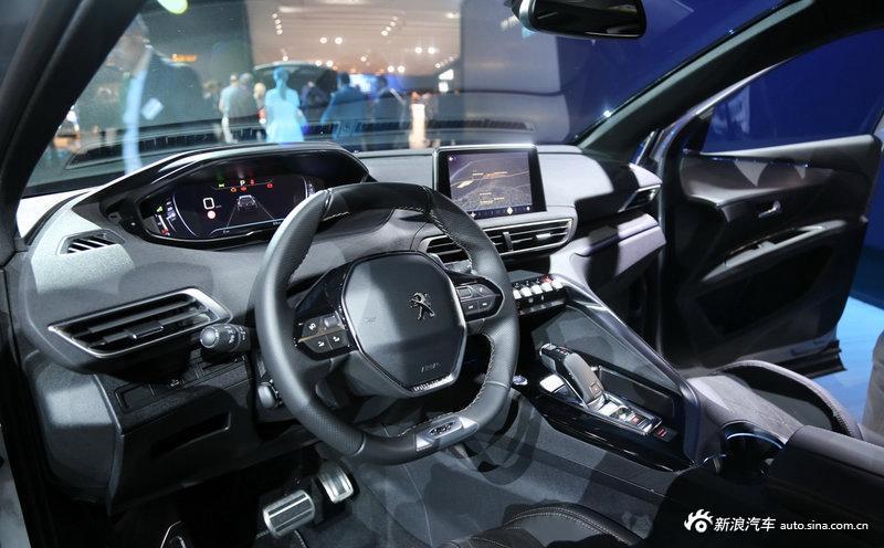 汉兰达终极对手 标致全新中型7座SUV