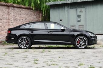 2017款奥迪S5 3.0T自动 Sportback