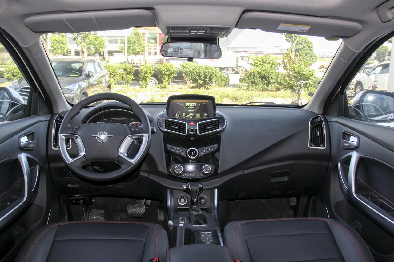 2018款海马S5 1.5T CVT尊贵型