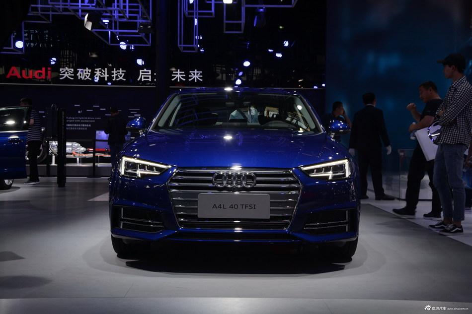 买车绝对要比价!6月新车奥迪A4L优惠高达8.70万