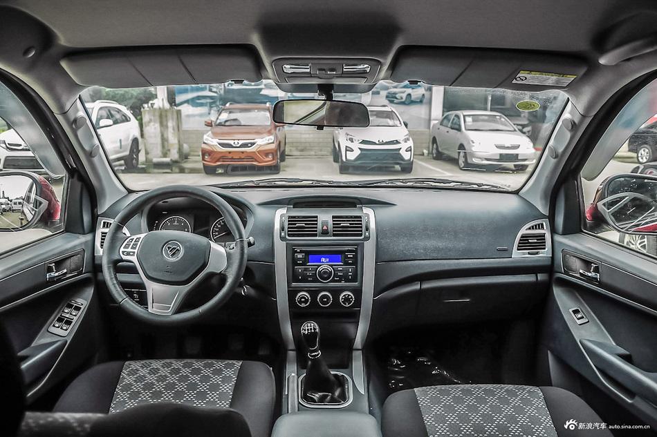 2016款 拓陆者 2.8T E5 柴油两驱舒适版ISF2.8