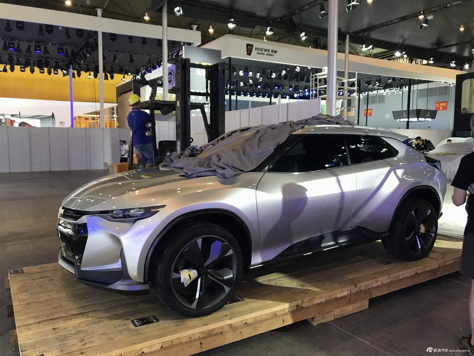 成都车展新车抢先看 雪佛兰FNR-X概念车-图片1