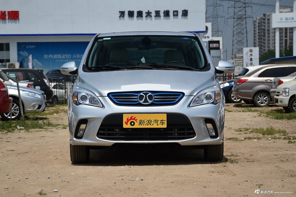 10月新浪报价 北汽新能源EV北京最高降10.45万