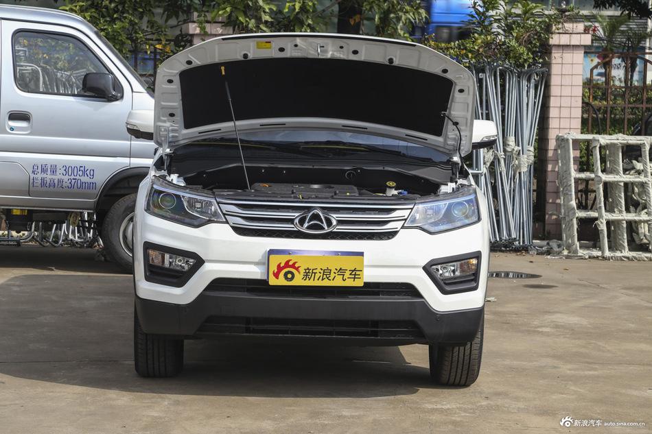 2016款长安CX70 1.6L手动豪华型