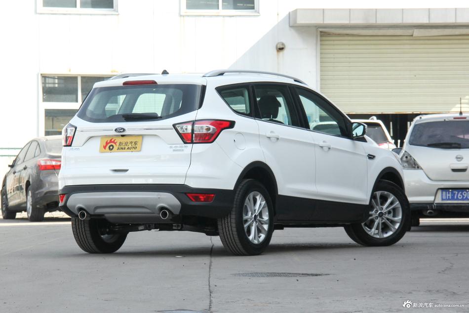 C为出道,走心推荐,福特翼虎全国新车13.69万起