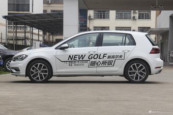 2018款高尔夫1.4T自动豪华型230TSI