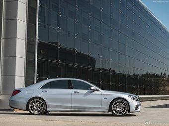 2018款奔驰S级 560 e