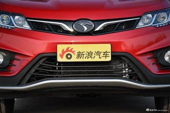 2017款东南DX3 1.5L手动豪华型