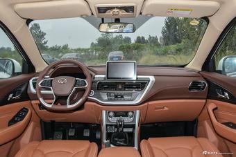 2018款北汽幻速S7 1.5T 手动尊贵型