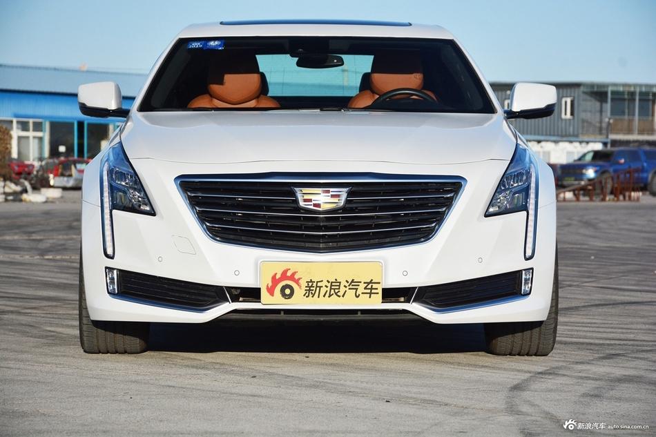 一匹专属小战马,凯迪拉克CT6新车全国32.28万起