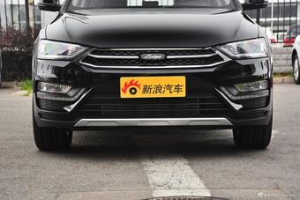 2017款众泰SR7 1.5T自动魔方之路版