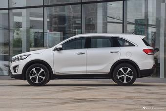 2016款索兰托L 2.2T自动柴油4WD定制版5座国IV