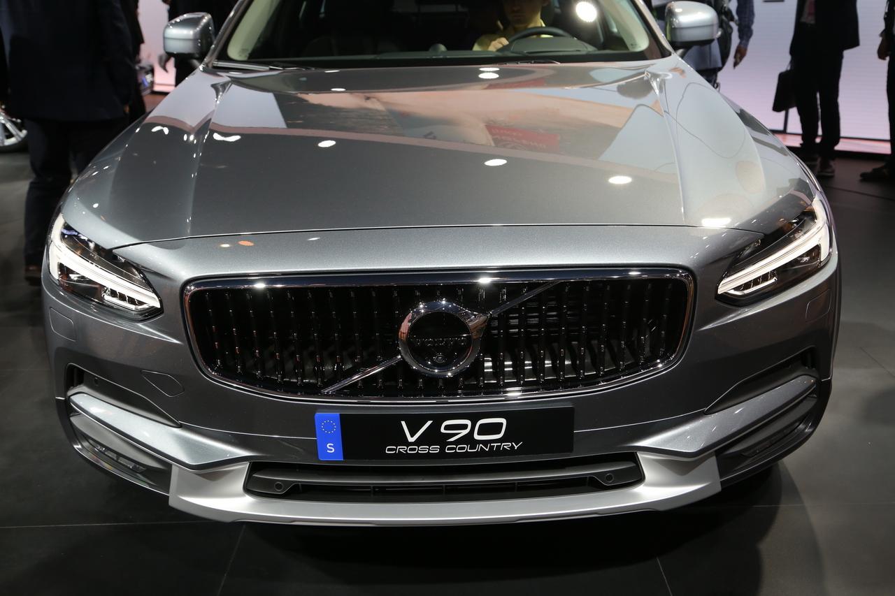 沃尔沃V90