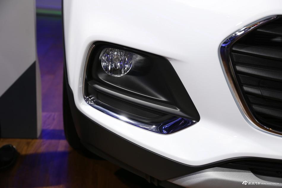 年底适合入手,雪佛兰TRAX创酷新车7.4折起
