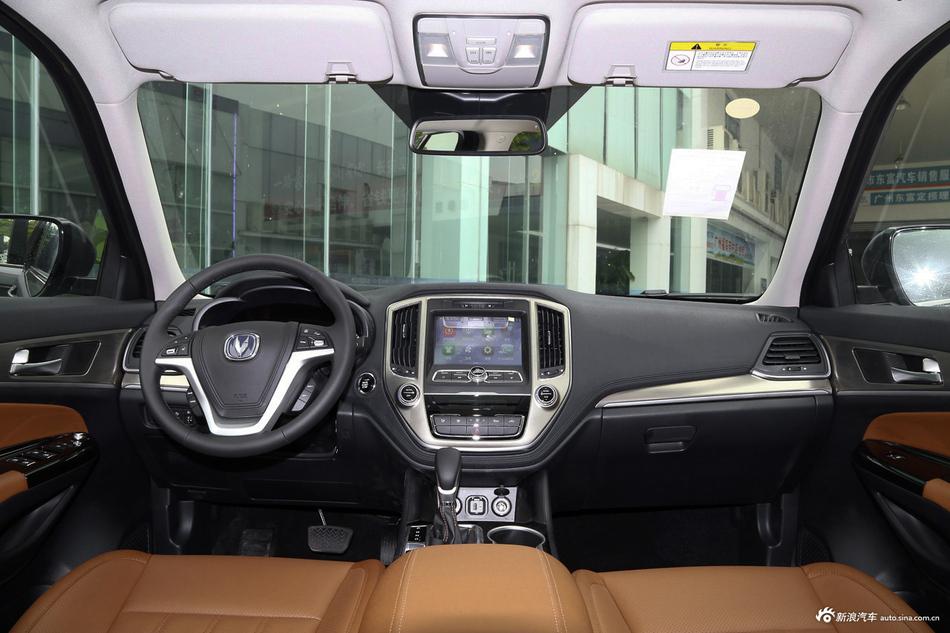 只买适合不买贵,关键性价比超高长安汽车长安CS95最高优惠2.97万