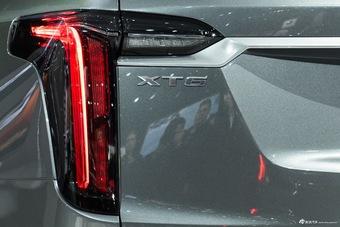 高清实拍全新凯迪拉克XT6 有望7月上市