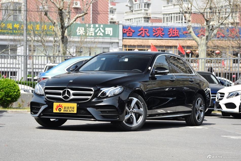 2018款奔驰E级改款2.0T自动 300L 运动豪华型