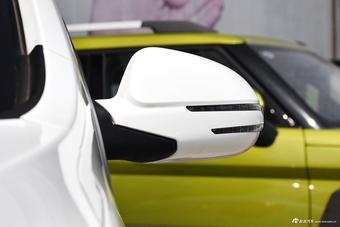 2017款北汽绅宝X25 1.5L自动精英导航型