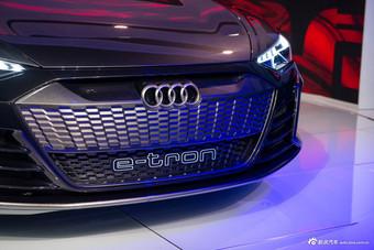 实拍|全新奥迪e-tron GT 续航里程超400km