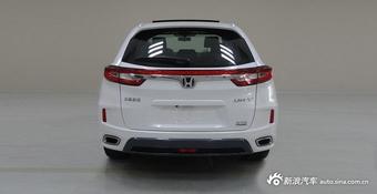 2017年合资新车展望UR-V