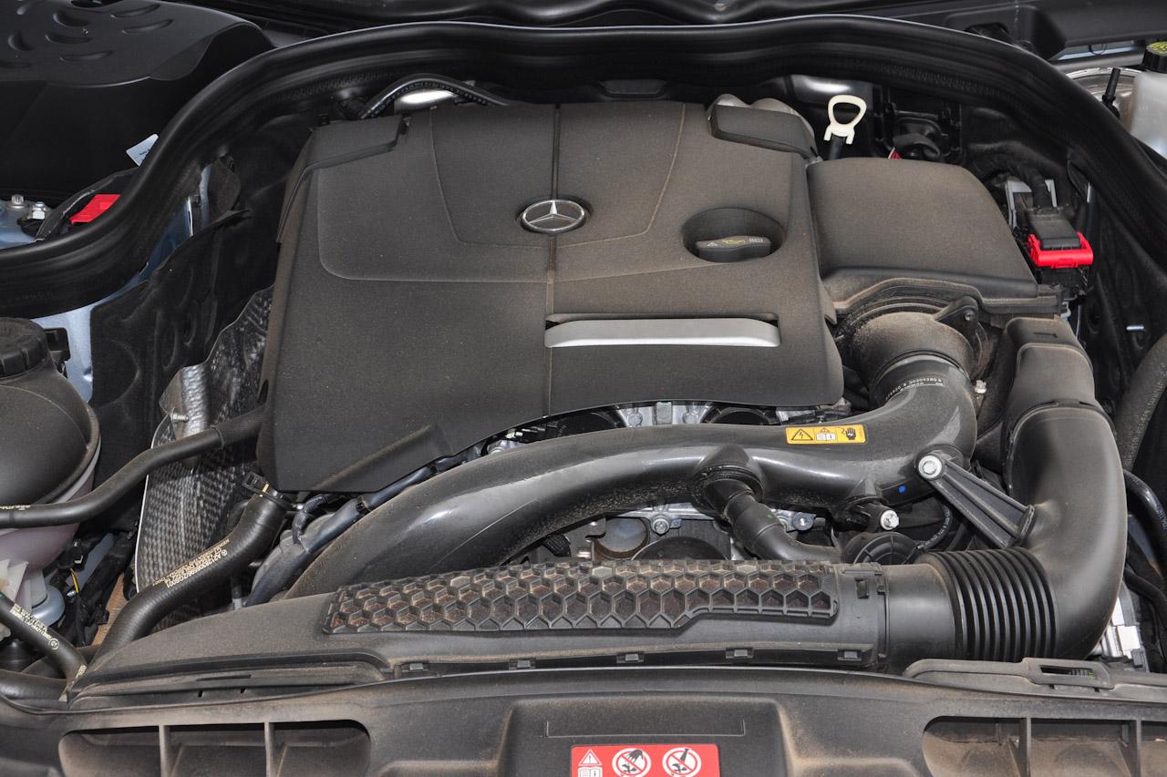 2016款奔驰CLS 260 2.0T自动逸彩版