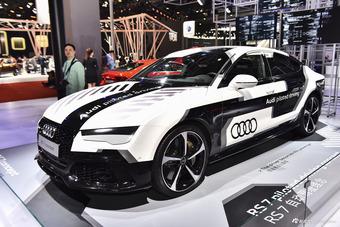 奥迪RS7概念车