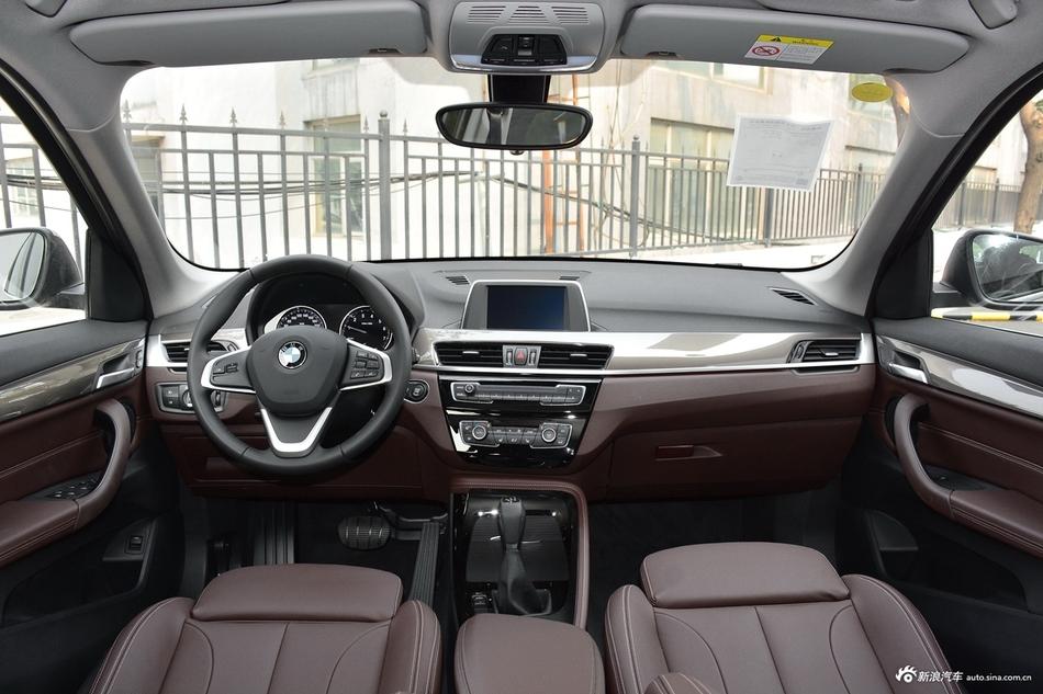2019款宝马X1 1.5T自动sDrive18Li尊享型