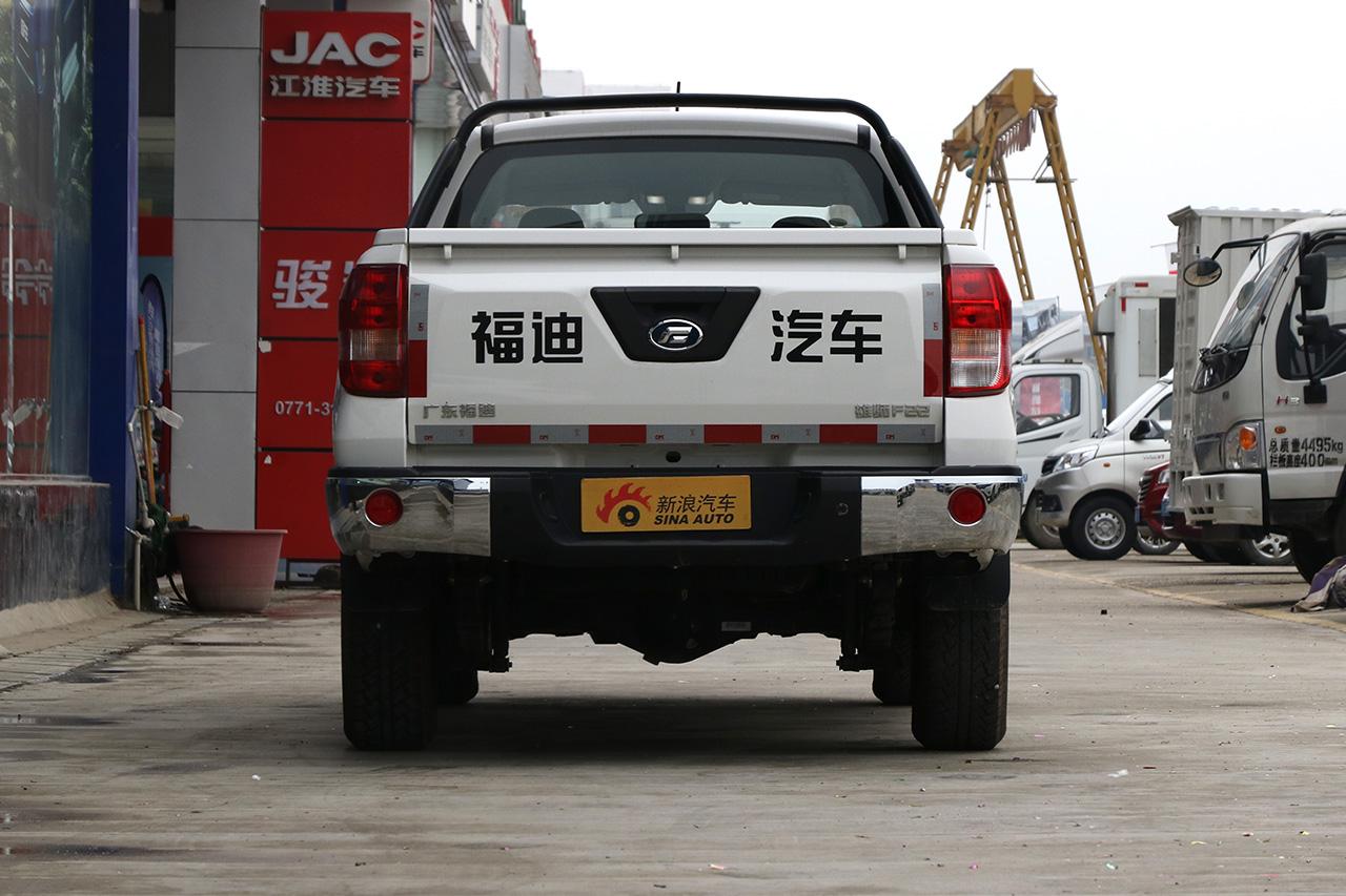 2017款雄师F22 1.9T手动两驱柴油国五豪华型加长版D19TCIE2