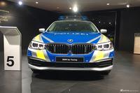 法兰克福车展 特别车型之德国警车
