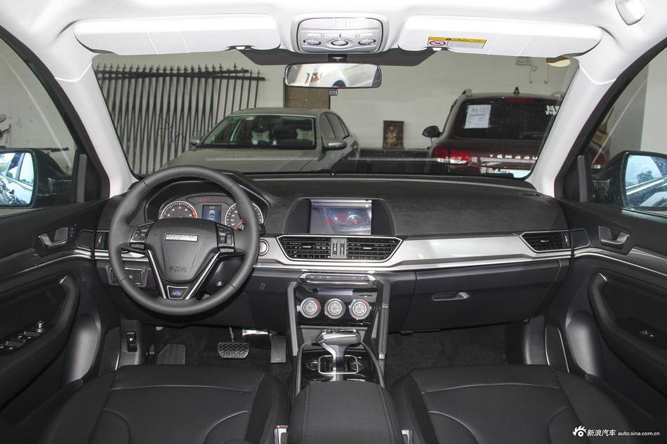 2018款哈弗H6运动版1.5T自动两驱精英型蓝标