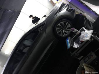 造型科技前卫 吉利MPV概念车实车独家曝光